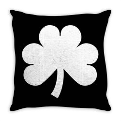 Patrick's Day Symbol Icon Throw Pillow Designed By Alamy
