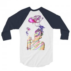 miley 3/4 Sleeve Shirt | Artistshot