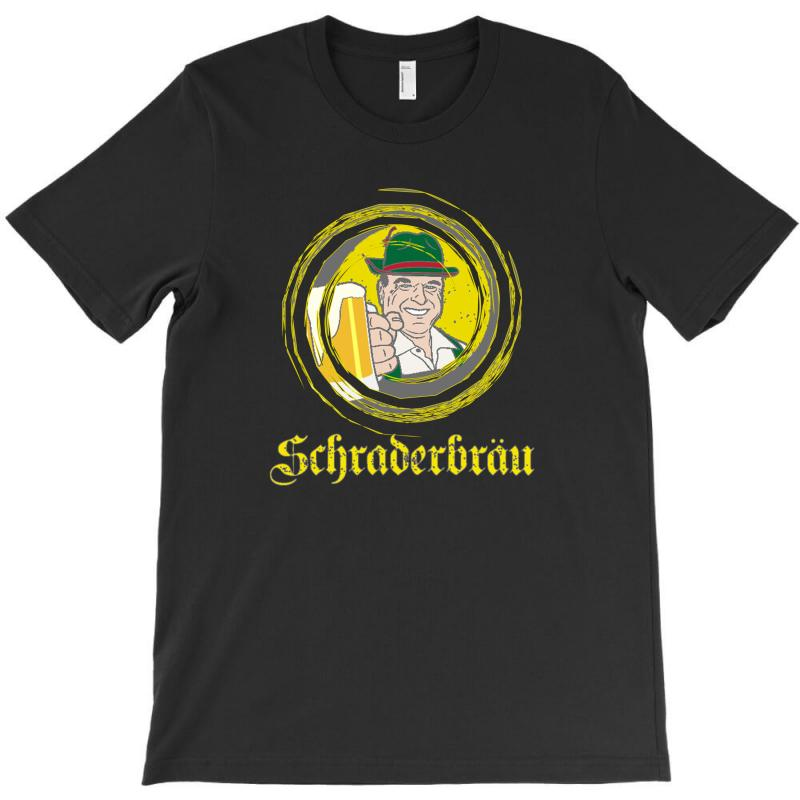 Schraderbrau T-shirt   Artistshot