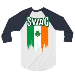 swag-irish 3/4 Sleeve Shirt | Artistshot