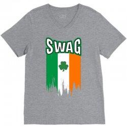 swag-irish V-Neck Tee | Artistshot