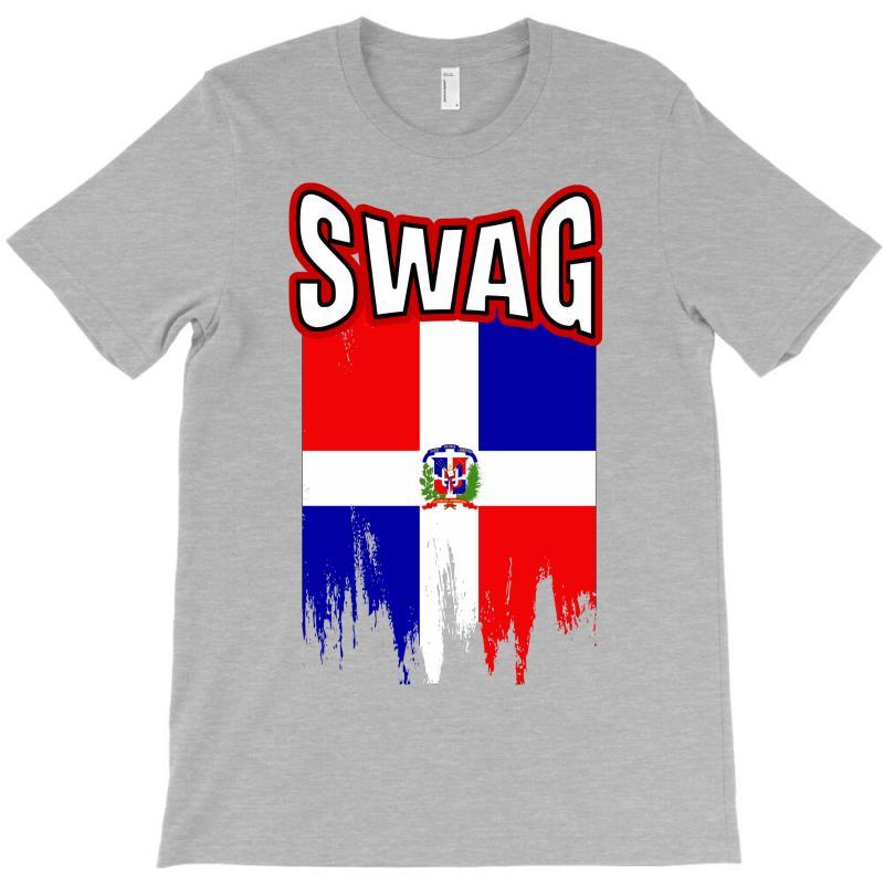 Swag-dominican T-shirt   Artistshot