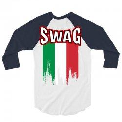 swag-italy 3/4 Sleeve Shirt | Artistshot