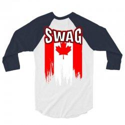 swag-canada 3/4 Sleeve Shirt | Artistshot
