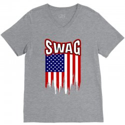 swag-usa V-Neck Tee | Artistshot