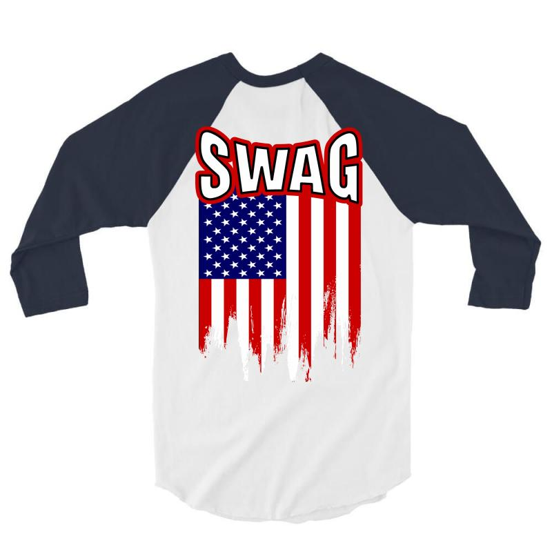 Swag-usa 3/4 Sleeve Shirt | Artistshot