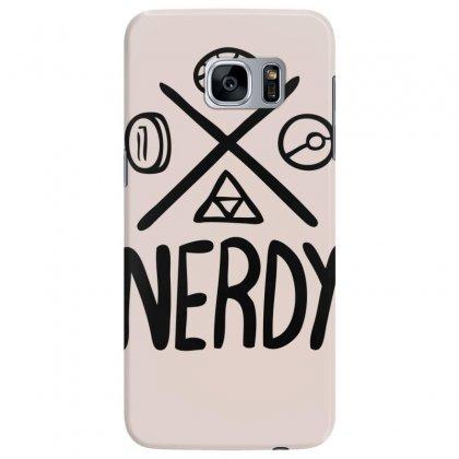 Nerdy Samsung Galaxy S7 Edge Case Designed By Specstore