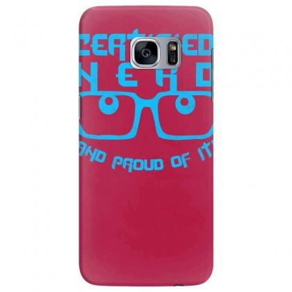 Certified Nerd Samsung Galaxy S7 Edge Case Designed By Specstore