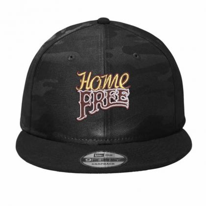 Home Free Camo Snapback Designed By Madhatter