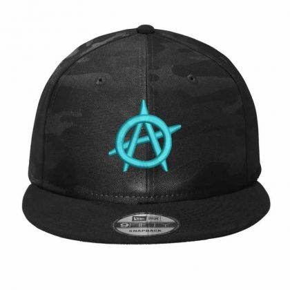 A One Camo Snapback Designed By Madhatter