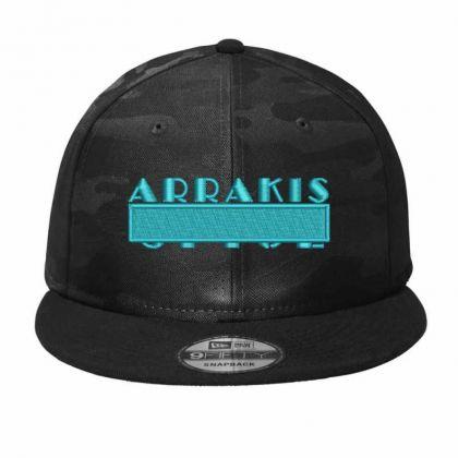 Arrakis Camo Snapback Designed By Madhatter