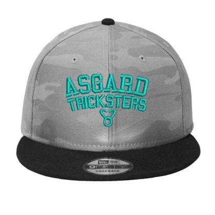 Asgard Camo Snapback Designed By Madhatter