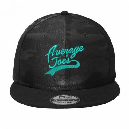 Average Joes Camo Snapback Designed By Madhatter
