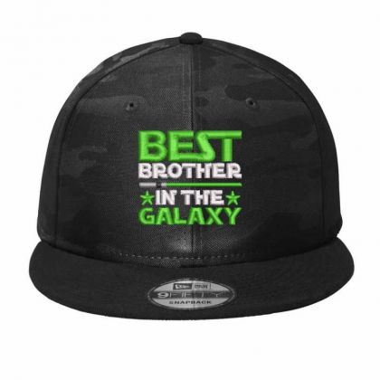 Best Brother Camo Snapback Designed By Madhatter