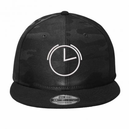 2'o Clock Camo Snapback Designed By Madhatter