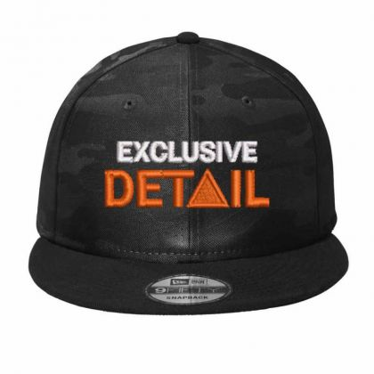 Exclusive Detail Camo Snapback Designed By Madhatter
