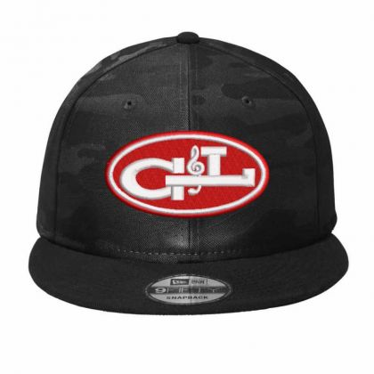 Gl Music Camo Snapback Designed By Madhatter