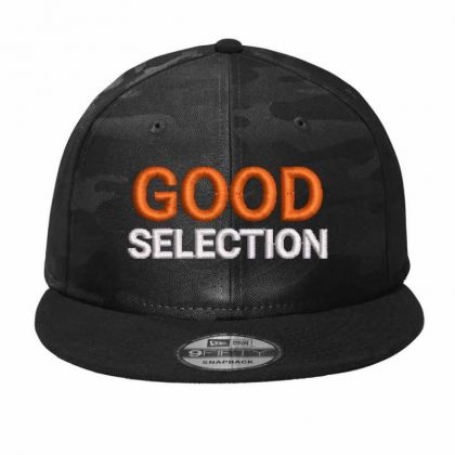 Good Selection Camo Snapback Designed By Madhatter