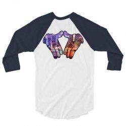 dope-hand-nyc 3/4 Sleeve Shirt | Artistshot