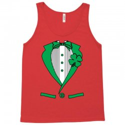 irish-suit Tank Top | Artistshot