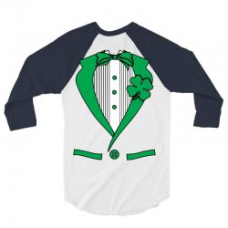 irish-suit 3/4 Sleeve Shirt | Artistshot
