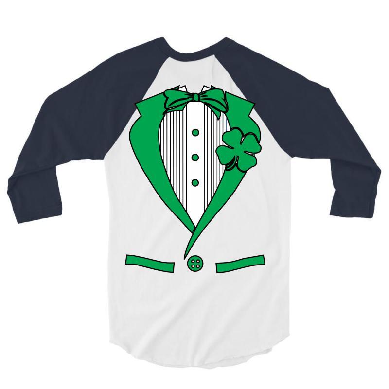 Irish-suit 3/4 Sleeve Shirt | Artistshot