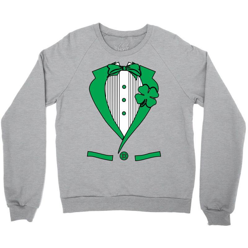 Irish-suit Crewneck Sweatshirt | Artistshot