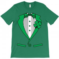 irish-suit T-Shirt | Artistshot