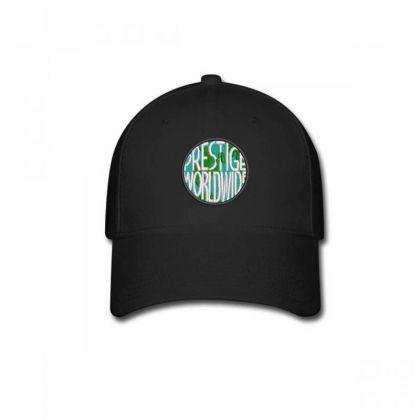 Prestige Worldwide Embroidered Hat Baseball Cap Designed By Madhatter