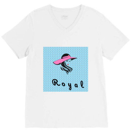 All New For Everyone V-neck Tee Designed By Sunil Kumar
