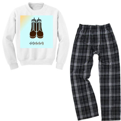 All New For Everyone Youth Sweatshirt Pajama Set Designed By Sunil Kumar