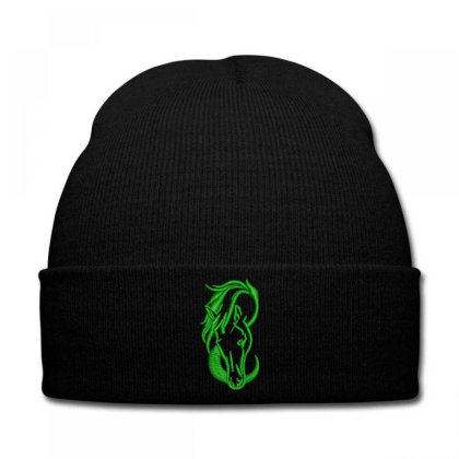 House Love Embroidered Hat Knit Cap Designed By Madhatter