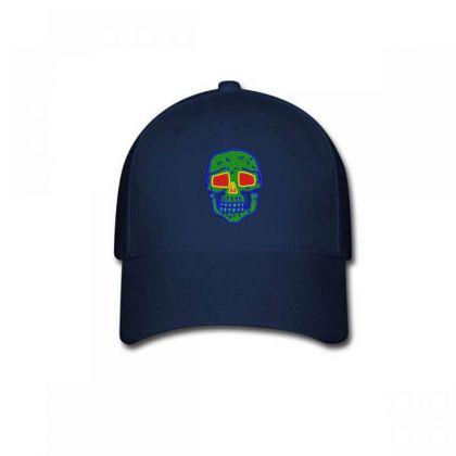 Skull Embroidered Hat Baseball Cap Designed By Madhatter