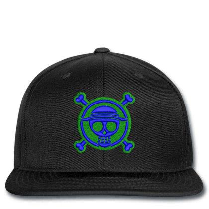 Skeleton Embroidered Hat Snapback Designed By Madhatter