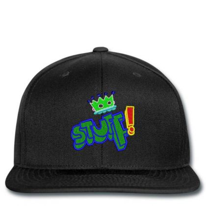 King Stuff Embroidered Hat Snapback Designed By Madhatter