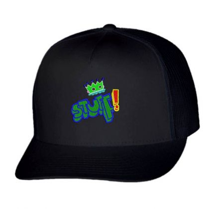 King Stuff Embroidered Hat Trucker Cap Designed By Madhatter