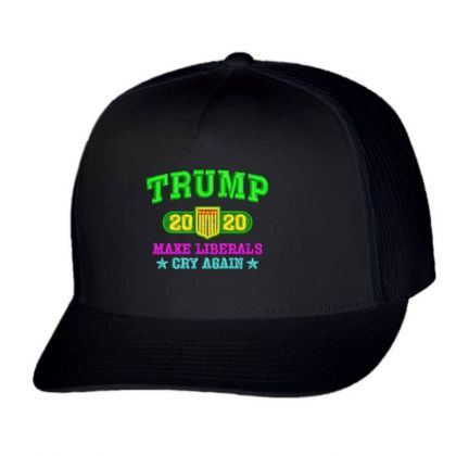 Trump 2020 Embroidered Hat Trucker Cap Designed By Madhatter