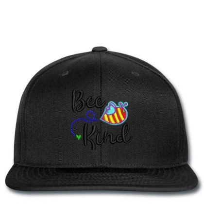 Bee King Embroidered Hat Snapback Designed By Madhatter