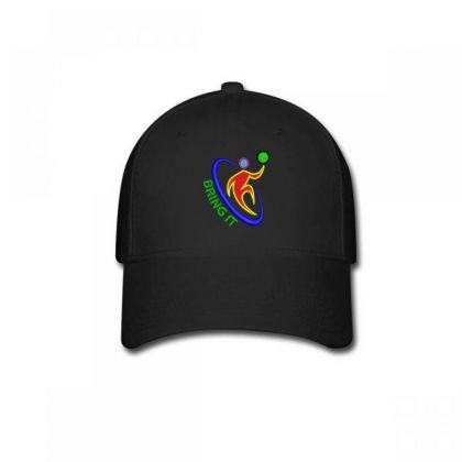 Bring It Embroidered Hat Baseball Cap Designed By Madhatter