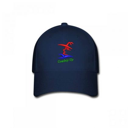 Cowboy Embroidered Hat Baseball Cap Designed By Madhatter