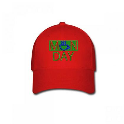 Manday Embroidered Hat Baseball Cap Designed By Madhatter