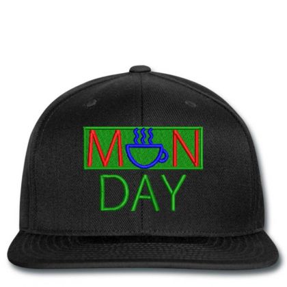 Manday Embroidered Hat Snapback Designed By Madhatter