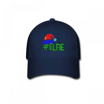 #elfie Embroidered Hat Baseball Cap Designed By Madhatter