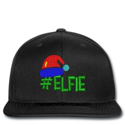 #elfie Embroidered Hat Snapback Designed By Madhatter
