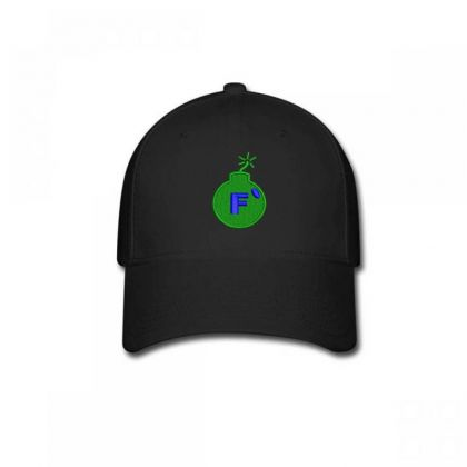 F * Embroidered Hat Baseball Cap Designed By Madhatter