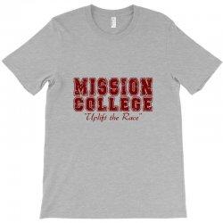 mission college maroon T-Shirt | Artistshot