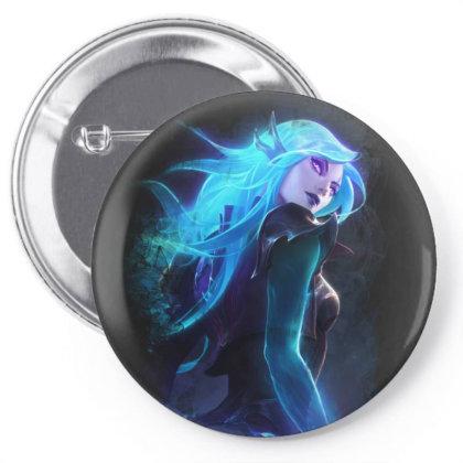 Katarina Death Sworn Pin-back Button Designed By Katsu