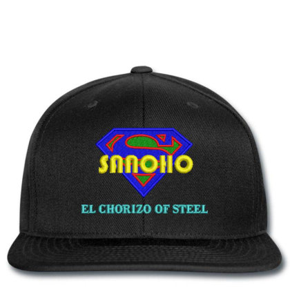 Sanoho Embroidered Hat Snapback Designed By Madhatter
