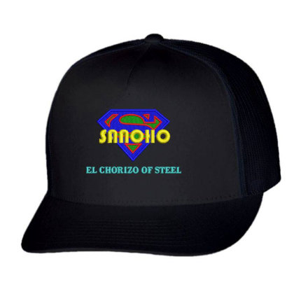 Sanoho Embroidered Hat Trucker Cap Designed By Madhatter