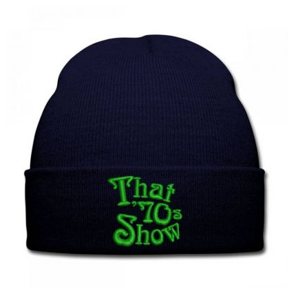 That 70's Show Embroidered Hat Knit Cap Designed By Madhatter